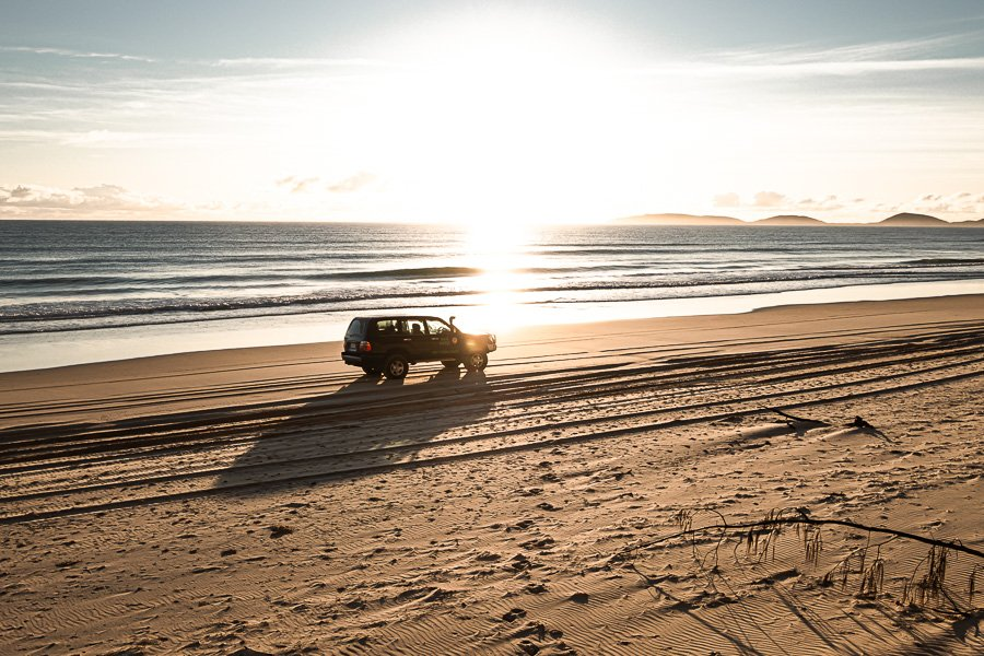 Beach Driving Tips!